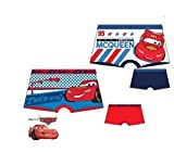 Lot de 2 Boxers Enfant CARS Couleurs Assorties !!! HQ3023 (2-3 ans)
