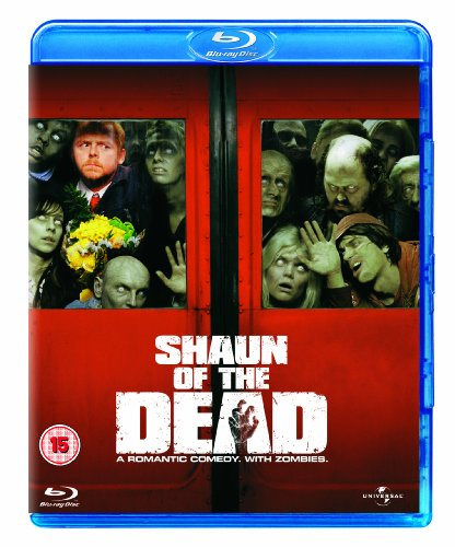 Shaun of The Dead [Blu-ray] [UK Import]