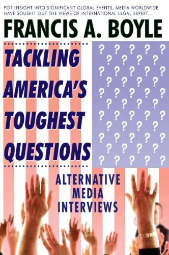 Tackling America's Toughest Questions: Alternative Media Interviews (English Edition) (Alternative Press 2006)