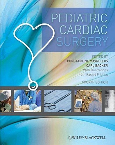 Pediatric Cardiac Surgery (2013-01-11)
