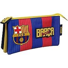 C Y P PT-673-BC FC Barcelona Estuches, 22 cm, Multicolor