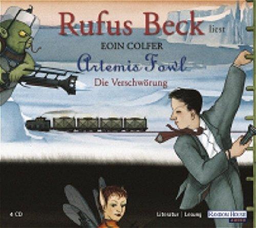 Artemis Fowl: Die Verschwörung