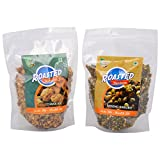 #3: ROASTED ( MOONG ANKURIT - 200 GM + CHANA JOR - 200 GM )