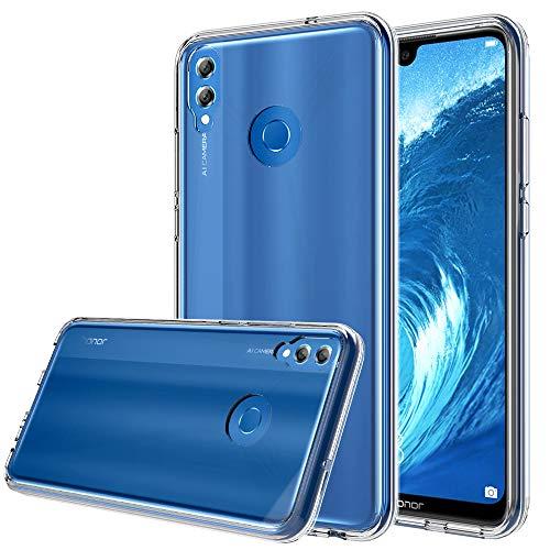 CaseExpert Huawei View 10 Lite Custodia Cover, Air Hybrid Resistente alle Cadute Armatura Custodia Shockproof Protective Case per Honor 8X / Huawei View 10 Lite