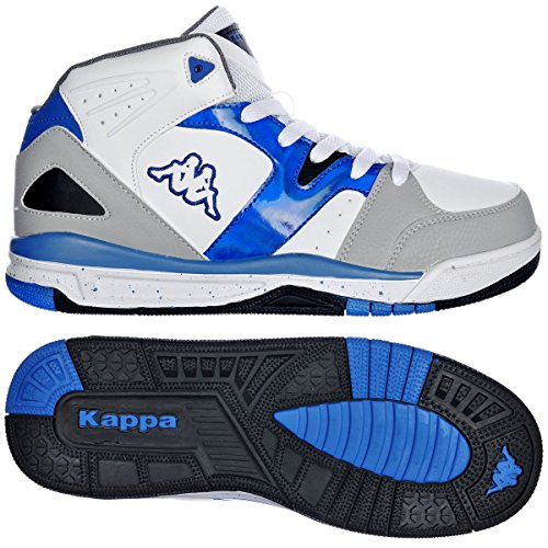 Sneakers - Vixert White-Blue