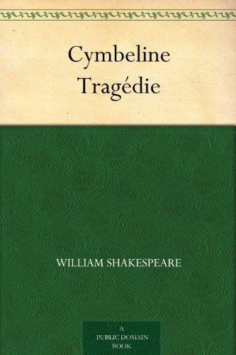 Couverture du livre Cymbeline Tragédie