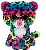 Ty- Beanie Boos Dotty 15 CM, Multicolore, 37189