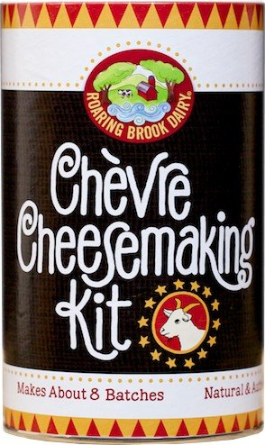 Roaring Brook Dairy Roaring Brook Dairy Chevre Cheesemaking Kit CCK