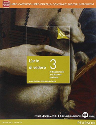 Arte di vedere. Ediz. gialla. Per le Scuole superiori. Con e-book. Con espansione online: 3