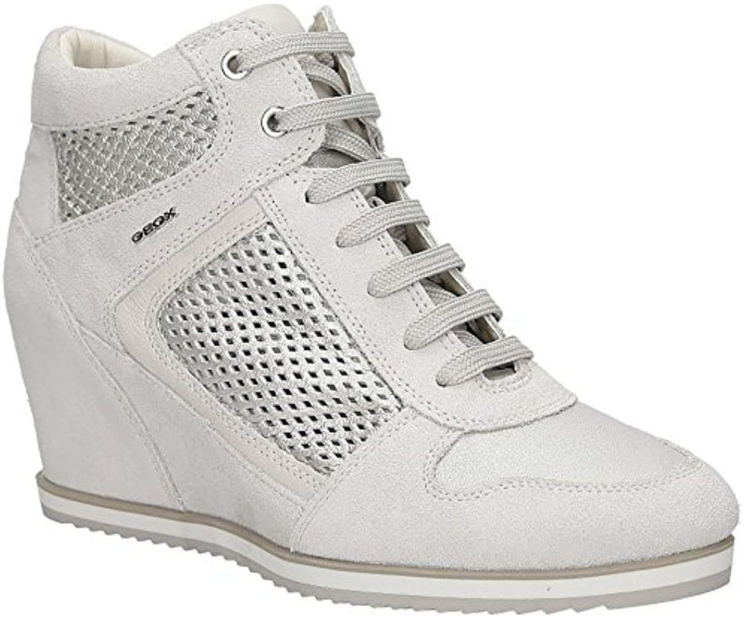 Geox Damen D Illusion B High-Top Sneakers