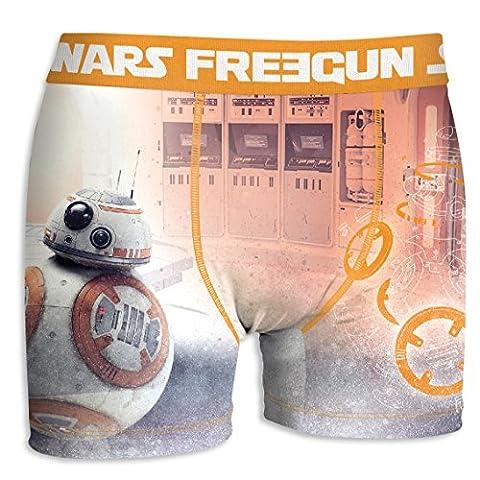 Bb8 Star Wars - Freegun Boxer Homme Star Wars BB-8