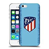 Head Case Designs Offizielle Atletico Madrid Away 2018/19 Crest Kit Soft Gel Hülle für iPhone 5 iPhone 5s iPhone SE