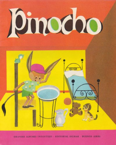 Pinocho/Pinocchio (GRANDES ALBUMES INFANTILES)