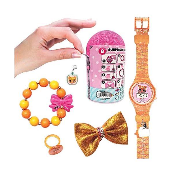 Grandi Giochi LLD21000, Orologio LOL Surprise Gioielli Accessori, Modelli e Colori Assortiti, Multicolore 5 spesavip