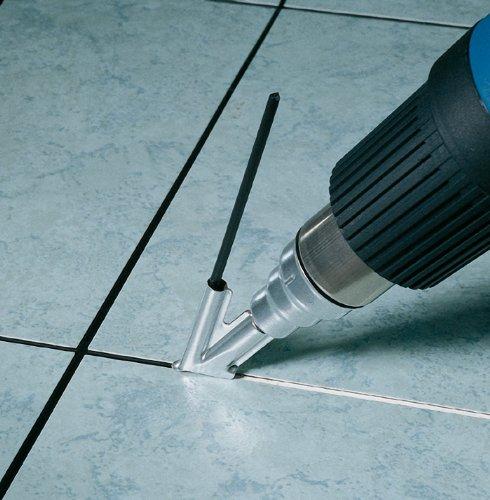 Steinel Reduzierdüse 9 mm, Heißluft-Zubehör für Steinel Heißluftpistolen, punktgenau, Entlöten und Verschweißen