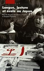 Langue, lecture et école au Japon