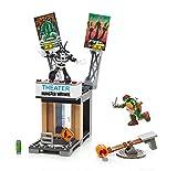 Mattel Mega Bloks DPF64 - Teenage Mutant Ninja Turtles Coole Angriffsaction