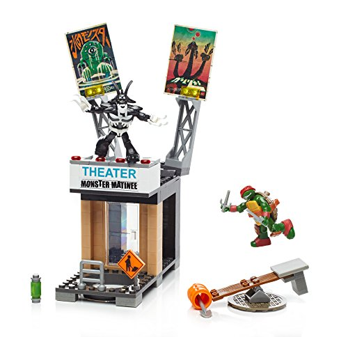 Mattel Mega Bloks dpf64 - Teenage Mutant Ninja Turtles