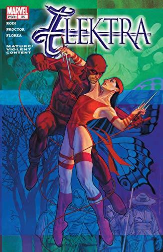 Elektra (2001-2004) #35 (English Edition)
