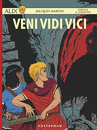 Alix, Tome 37 : Veni vidi vici par Giorgio Albertini