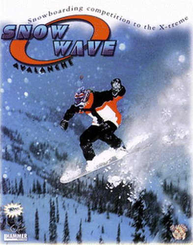 Snow Wave Avalanche