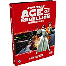 Star Wars Age of Rebellion Roleplaying Game: Core Rulebook