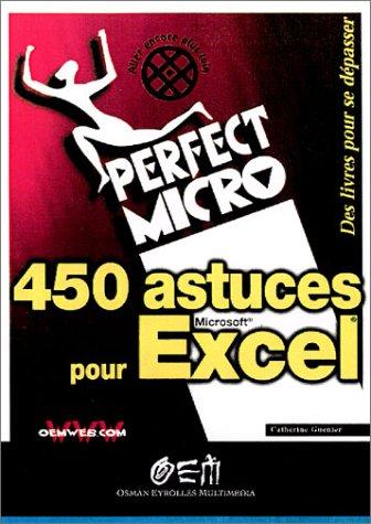 450 astuces pour Excel
