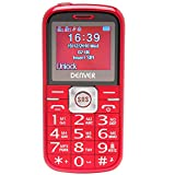 Best Senior Cell Phones - Denver BAS-18250M Senior Big Button Mobile Phone With Review