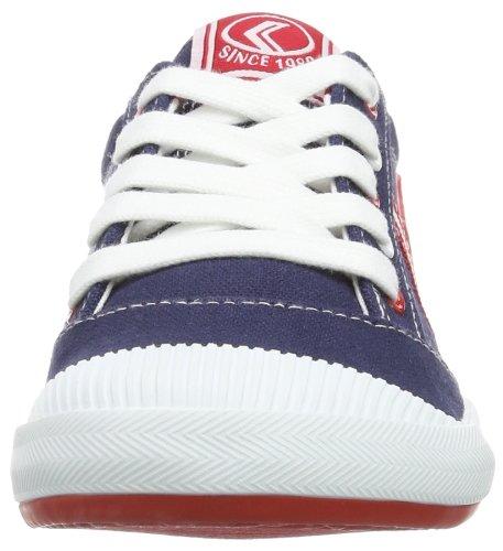 Geox Jr Kiwi Boy J, Sneaker Bambino Blu (Navy C4002)