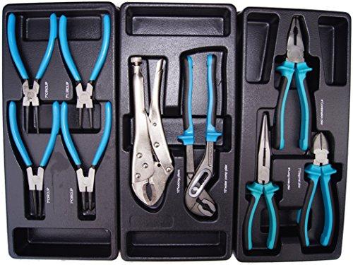 Werkstattwagen Werkzeugwagen Werkzeugkiste Werkzeugschrank XXL 7 Schubladen - 6