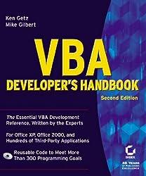 VBA Developer's Handbook