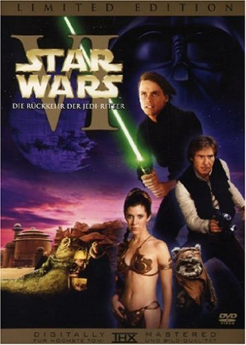 Star Wars: Episode VI - Die Rückkehr der Jedi-Ritter (Original Kinoversion + Special Edition, 2 DVDs) [Limited (Wars Star Episode Zwei)