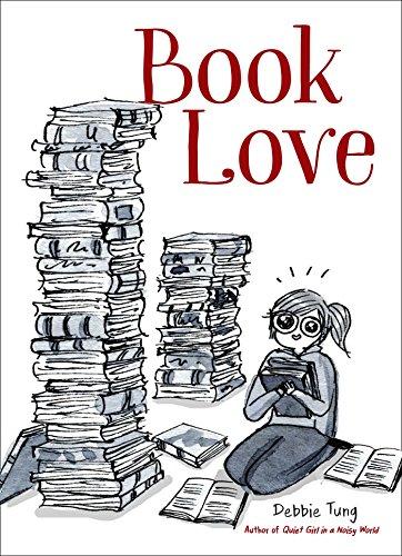 Book Love por Debbie Tung