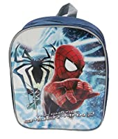 Marvel Spiderman 2 Amazing Spiderman Plain Value Backpack