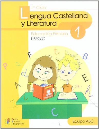 Lengua castellana y literatura 1 Libro C