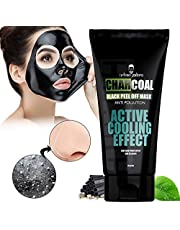 UrbanGabru Charcoal Peel Off Mask