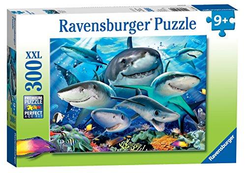 XXL-Puzzle Lächelnde Haie–300Teile ()
