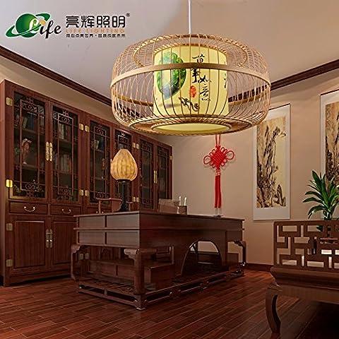 Wandun Lampadario In Asia Sud-Orientale Cinese Retro Lampade,A