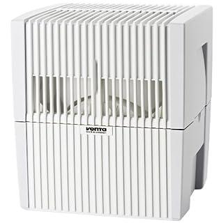 Venta Luftwäscher LW25 Luftbefeuchter und Luftreiniger für Räume bis 40 qm, weiß