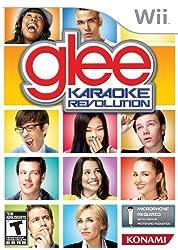 Karaoke Revolution Glee (Nintendo Wii)