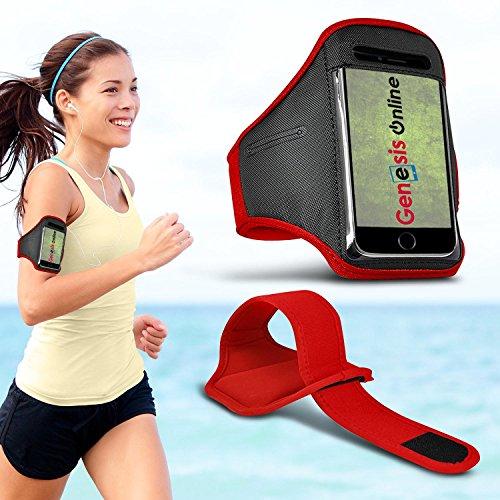 Fonetic Solutions Armband für Xiaomi Pocophone F1, für Innen- und Außensport, verstellbar, Fitnessstudio, Zumba Laufen, Joggen, Radfahren, Reiten, Fitnessstudio, Sportarmband (Zumba-armband)