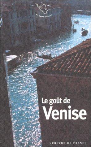 Descargar Libro Le Goût de Venise de Collectif