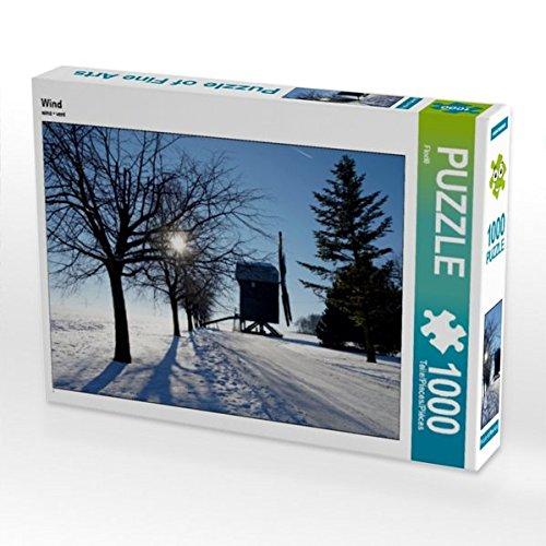 Wind 1000 Teile Puzzle Quer