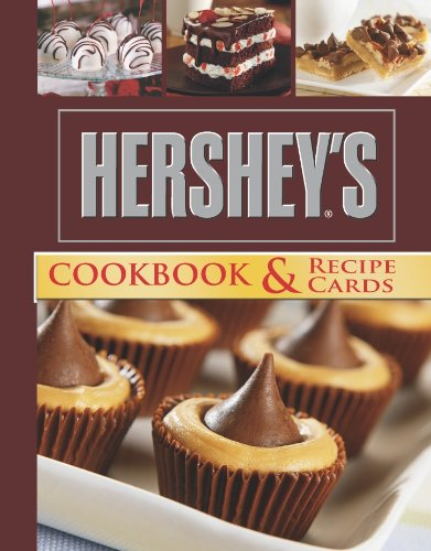 Hershey's Cookbook & Recipe Cards (Recipes to Share)