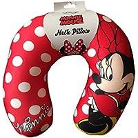 Disney Minnie Mouse U Shaped Soft & Comfy Travel Neck Pillow