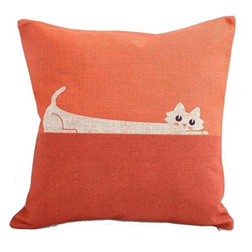 en Fall Sofa Taille Throw Pillow Cover Kissenbezug Home Decor( Kissen ist nicht im Preis inbegriffen ) (Halloween Sprüche Oder Zitate Für Karten)