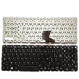 Clavier Français AZERTY pour Acer ES1-523 ES1-523G ES1-533 ES1-533G ES15 ES1-572 F5-521 F5-522 F15 F5-571 F5-571T F5-571G E5-774G F5-572 F5-572G F5-572T K50-20 V5-591 TravelMate TX50 TX50-G1 TMTX50 FR