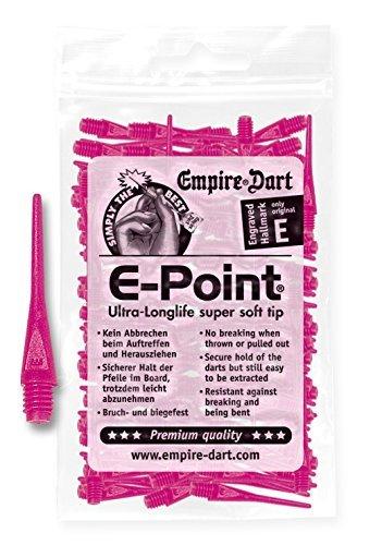 E-Point Spitzen 2BA Neonpink (100 Stück)