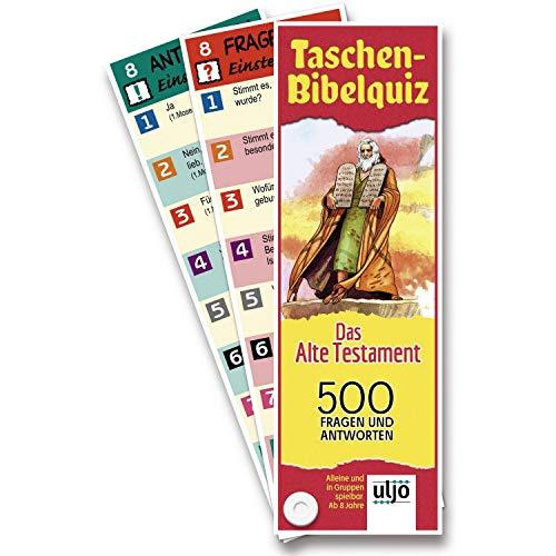 MaMeMi Taschenbibelquiz, at, 500 Fragen u. A