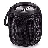 Radio da bagno, altoparlante portatile Bluetooth, altoparlante wireless impermeabile - Radio via cavo Bluetooth - per bagno, cucina o all'aperto